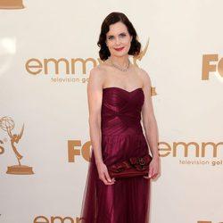 Elizabeth McGovern en los premios Emmy 2011