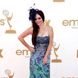 Phoebe Price en la gala Emmy 2011