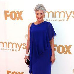 Randaee Heller en los premios Emmy 2011