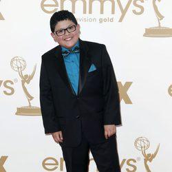 Rico Rodríguez en los premios Emmy 2011