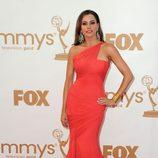 Sofía Vergara en los premios Emmy 2011