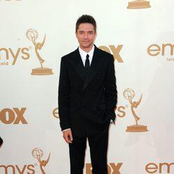 Topher Grace en los premios Emmy 2011