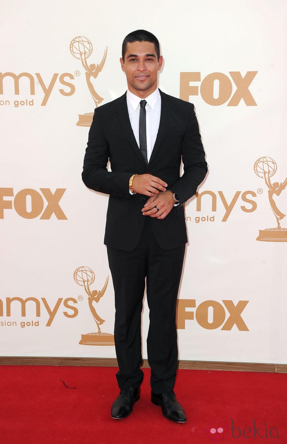 Wilmer Valderrama en los premios Emmy 2011