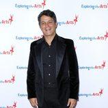 Alejandro Sanz en el 85 cumpleaños de Tony Bennett