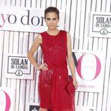 Ana Fernández en los Premios Internacionales Yo Dona 2014