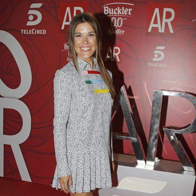 Raquel Sánchez Silva en el décimo aniversario de 'El Programa de Ana Rosa'