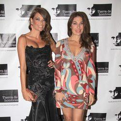 Lucía Hoyos y Raquel Revuelta en la X Fiesta de la Esperanza en Sevilla