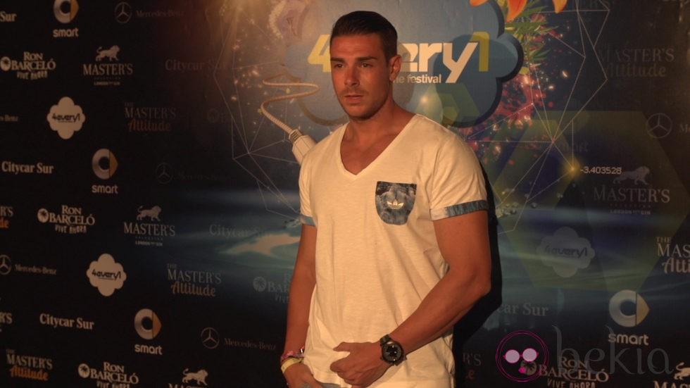 Jacobo Ostos en el Festival 4every1