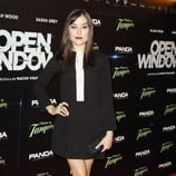 Sasha Grey en el estreno de 'Open Windows' en Madrid