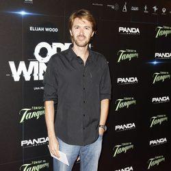 Manuel Velasco en el estreno de 'Open Windows' en Madrid