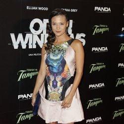 Elisa Mouliaá en el estreno de 'Open Windows' en Madrid