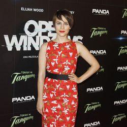 Aura Garrido en el estreno de 'Open Windows' en Madrid