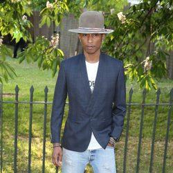 Pharrell Williams en la Serpentine Gallery Summer Party 2014