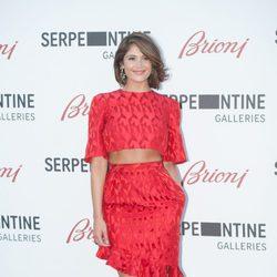Gemma Arterton en la Serpentine Gallery Summer Party 2014
