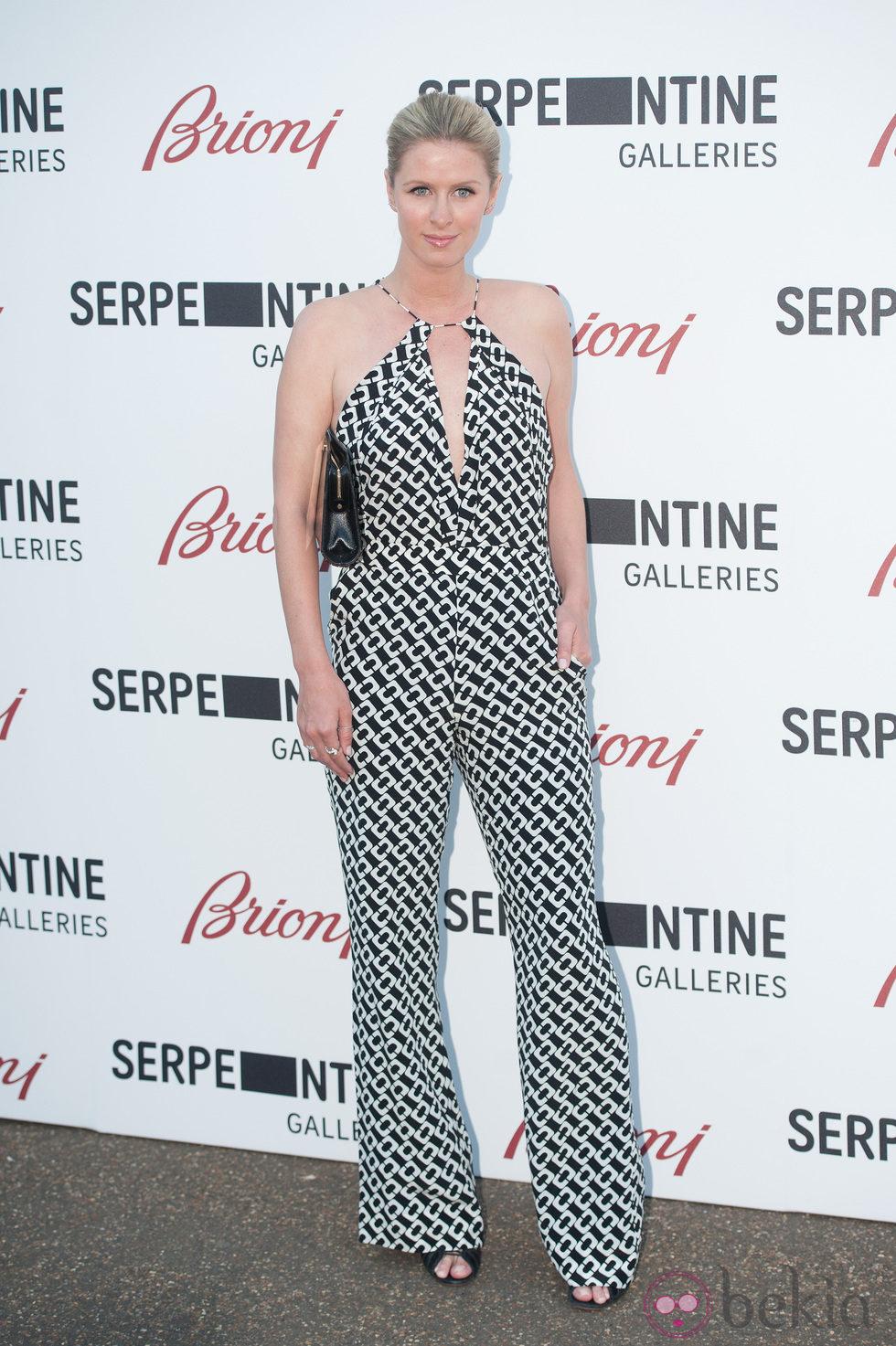 Nicky Hilton en la Serpentine Gallery Summer Party 2014