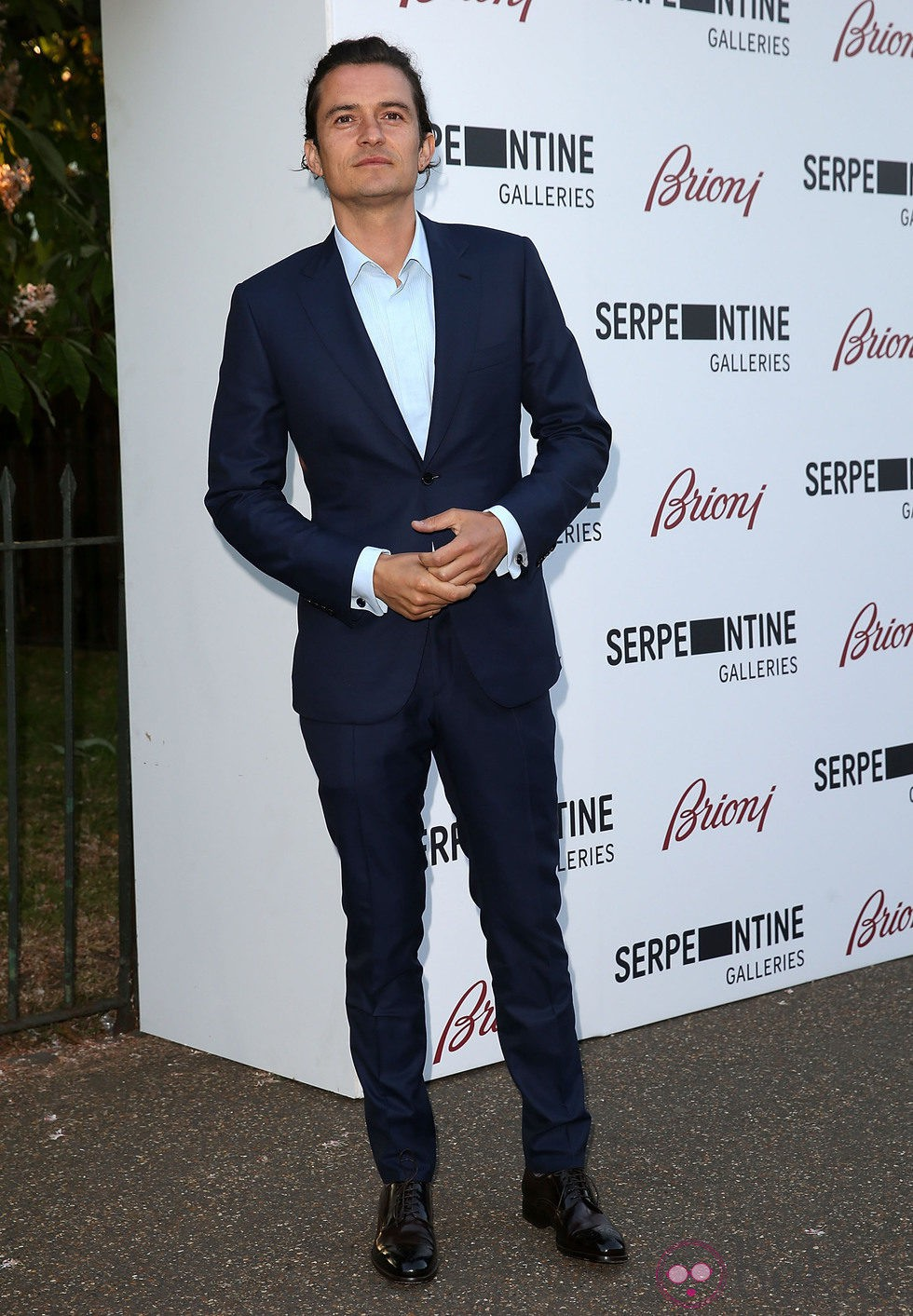 Orlando Bloom en la Serpentine Gallery Summer Party 2014