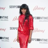 Naomi Campbell en la Serpentine Gallery Summer Party 2014