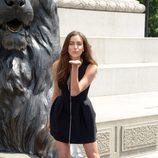 Irina Shayk promocionando 'Hércules' en Londres