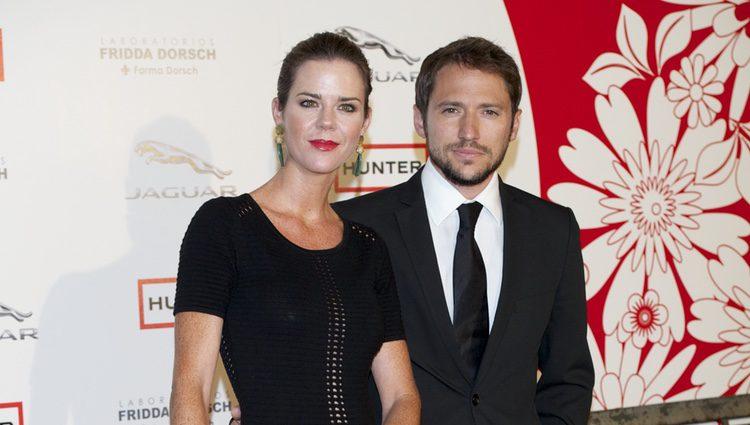 Amelia Bono y Manuel Martos en los Premios Corazón Solidario