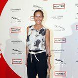Fiona Ferrer en los Premios Corazón Solidario