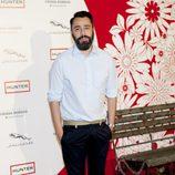 Juanjo Oliva en los Premios Corazón Solidario
