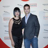 Irene Villa y Juan Pablo Lauro en los Premios Corazón Solidario
