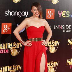 Chenoa en el concierto Shangay Pride 2014