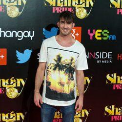 Israel Rodríguez en el concierto Shangay Pride 2014