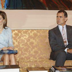 Los Reyes Felipe y Letizia en su primera visita como Reyes a Portugal
