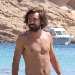 Andrea Pirlo en Ibiza