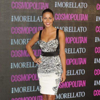 Lara Álvarez en la entrega de los Cosmopolitan Beauty Awards 2014