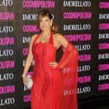 Ivonne Reyes en la entrega de los Cosmopolitan Beauty Awards 2014