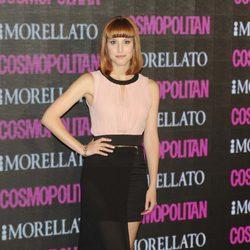Natalia de Molina en la entrega de los Cosmopolitan Beauty Awards 2014