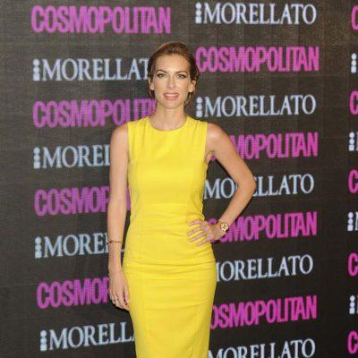 Kira Miró en la entrega de los Cosmopolitan Beauty Awards 2014