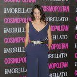 Almudena Cid en la entrega de los Cosmopolitan Beauty Awards 2014