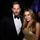Sofia Vergara y Joe Manganiello en la Cena de Corresponsales de la Casa Blanca 2014