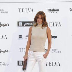 Mónica Martín Luque en el desfile 'La moda en la calle'