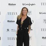 Fiona Ferrer en el desfile 'La moda en la calle'