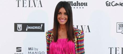 Noelia López en el desfile 'La moda en la calle'