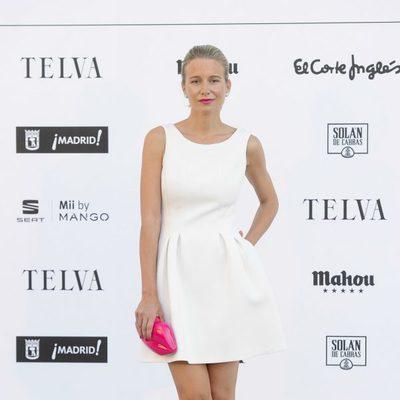 María León en el desfile 'La moda en la calle'