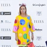 Ágatha Ruiz de la Prada en el desfile 'La moda en la calle'