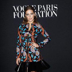 Adèle Exarchopoulos en la fiesta Vogue de la Semana de la Alta Costura de París otoño 2014