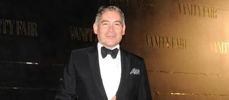 Boris Izaguirre en la entrega del Premio Personaje del Año 2014
