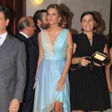 Sibi Montes en la boda religiosa de Fran Rivera y Lourdes Montes en Sevilla