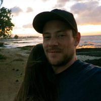 Cory Monteith y Lea Michele en una paradisíaca playa