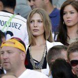 Sarah Brandner en la final del Mundial 2014