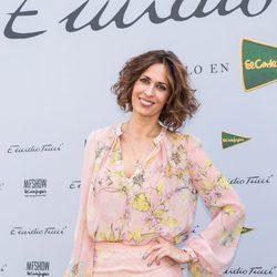 Lola Marceli en el desfile de Emidio Tucci para la temporada primavera/verano 2015