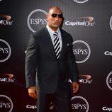 Dwayne Johnson en los premios ESPY 2014
