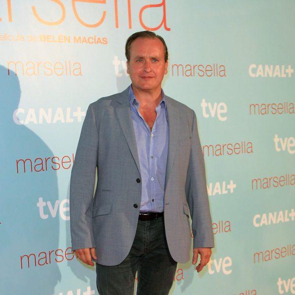 Estreno de la película 'Marsella' en Madrid
