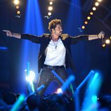 David Bisbal actúa en los Premios Juventud 2014